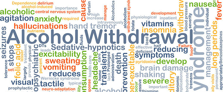 Alcohol Withdrawal Signs and Symptoms List