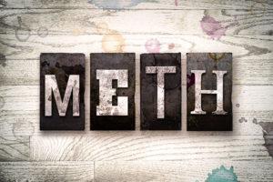 Meth Addiction Artwork