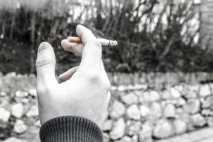 identification with addiction smoking Boston Massachusetts